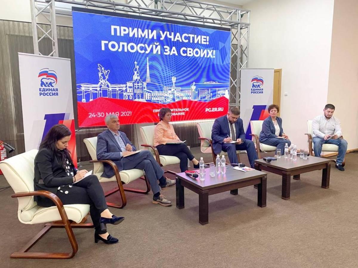 Участники предварительного голосования сошлись в открытой политической дискуссии