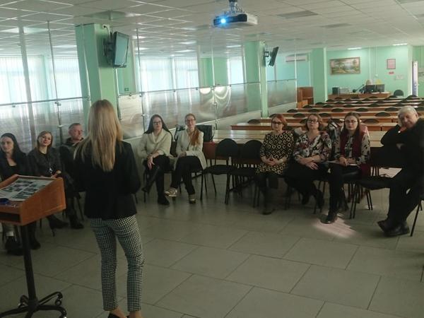 Безопасность в интернете обсудили сторонники «Единой России» совместно с педагогами в Биробиджане